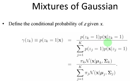 clustering-GMM-bayesian
